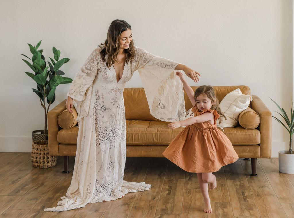 Motherhood photos